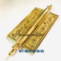 Báo giá mẫu Bản lề cối cỡ đại chuyên dùng cho cửa đại hội cao 160 mm, dày 7,5mm giá rẻ tại Hà Nội