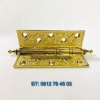 Nơi bán Bản lề đồng mạ PVD 308 phong cách cổ điển