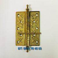 Báo giá Bản lề đồng mạ PVD 308 phong cách cổ điển