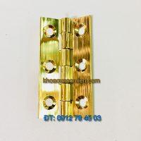 Báo giá bản lề lá đồng đầu bằng Hong Fa cho cửa tủ