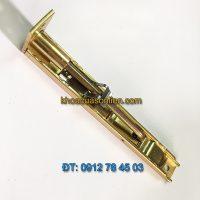 Báo giá nơi bán mẫu Chốt âm bằng đồng cho cửa gỗ, chốt dài 150-200-300 mm giá rẻ tại Hà Nội