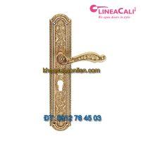 Báo giá Khoá cửa chính tay gạt cao cấp đẹp Jardin 1560-PL của Linea Calì