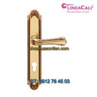 Báo giá khoá cửa chính tay gạt Sissi 1400-PL của Linea Calì