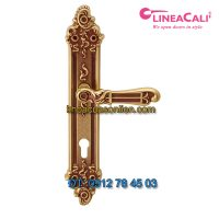 Báo giá Khoá cửa chính tay gạt Tiffany 1308-PL của Linea Calì