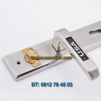 Báo giá khoá cửa chính tay gạt inox TD SDH-230300