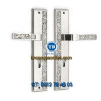 Báo giá Khoá cửa chính tay gạt inox TD SDH-607607