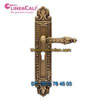 Nơi bán Khóa cửa chính tay gạt cổ điển nhập khẩu Arcadia 1641-PL của LineaCali Italy tại Hà Nội
