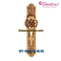 Báo giá khoá cửa đại sảnh tay cố định Queen 1405-FP của Linea Cali