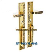 Báo giá Khoá cửa đại sảnh TD BPH-608608-5 bằng đồng