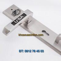 Báo giá Khoá cửa đại sảnh inox SPH-231202-C-1 đại bàng bạc