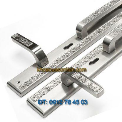 Báo giá Khoá cửa đại sảnh inox TD SPH-608608
