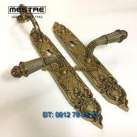 Nơi bán Khóa cửa đại sảnh tay gạt cổ điển nhập khẩu của Mestre Tây Ban Nha tại Hà Nội