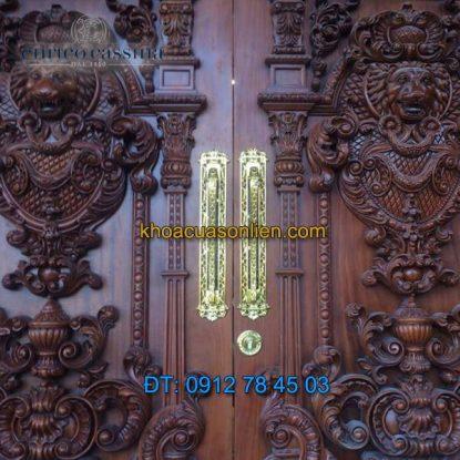 Giá bán mẫu Khóa cửa đại sảnh sang trọng cho giới thượng lưu Villa Erba C473 Enrico Cassina nhập khẩu Italy giá rẻ tại Hà Nội