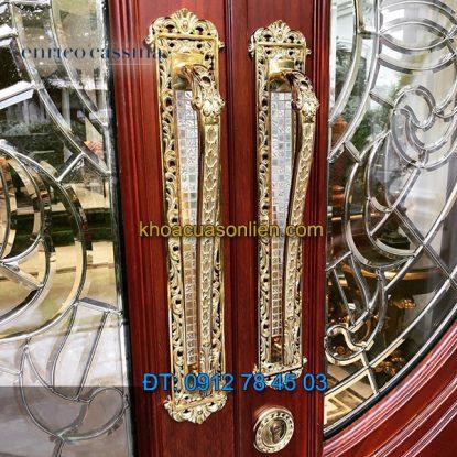 Nơi bán mẫu Khóa cửa đại sảnh sang trọng cho giới thượng lưu Villa Erba C473 Enrico Cassina nhập khẩu Italy giá rẻ tại Hà Nội