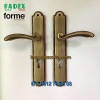 Nơi bán Khóa cửa tay gạt cổ điển Roma 458 của Forme (FADEX) màu rêu tại Hà Nội