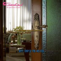 Nơi bán Khóa cửa tay gạt nhập khẩu Arte 1165-PL của LineaCali Italy tại Hà Nội