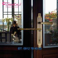 Nơi bán Khóa cửa tay gạt tân cổ điển Opera của LineaCali Italy tại Hà Nội
