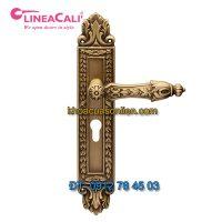 Nơi bán Khóa cửa thông phòng tay gạt cổ điển Arcadia 1640-PL của LineaCali tại Hà Nội