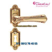 Báo giá khoá cửa thông phòng tay gạt Sissi 1400-RB-010 của Linea Calì