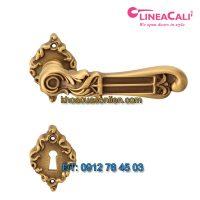 Báo giá Khoá cửa thông phòng tay gạt Tiffany 1308-RB-018 của Linea Calì