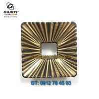 Nơi bán Mẫu tay nắm tủ hiện đại đẹp WMN793.032.001B 50mm Giusti Italy nhập khẩu chính hãng tại Hà Nội