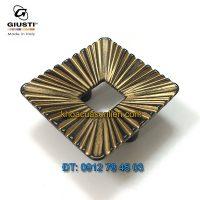 Nơi bán Mẫu tay nắm tủ hiện đại WMN793.032.001B 50mm nhập khẩu từ Giusti Italy tại Hà Nội