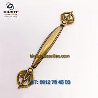 Báo giá nơi bán Mẫu tay co tân cổ điển WMN538.128.00D1 128mm của Giusti nhập khẩu Italy giá rẻ tại Hà Nội