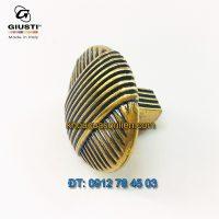 Nơi bán Núm cửa tủ màu đồng WP0817.000.00A8 35mm nhập khẩu Giusti - Italy giá rẻ tại Hà Nội