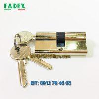 Nơi bán ruột khóa Fadex hai đầu chìa - chìa thường