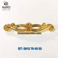 Nơi bán mẫu Tay co cổ điển mạ vàng 24K WMN747.096.00GP 96mm của Giusti nhập khẩu Italy giá rẻ tại Hà Nội
