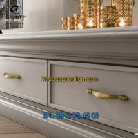 Nơi bán mẫu Tay co tủ màu đồng cổ điển WMN817 96mm và 128mm của Giusti nhập khẩu Italy giá rẻ tại Hà Nội