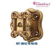 Báo giá tay nắm cửa cố định Tiffany 1308-PT của Linea Calì