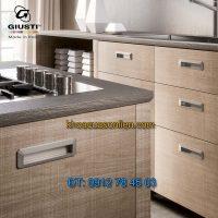Nơi bán Mẫu tay nắm tủ âm hiện đại WMN835.096.00G6 96mm của Giusti nhập khẩu Italy tại Hà Nội