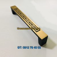 nơi bán Tay nắm tủ bằng đồng giả cổ hoa văn hình triện 2116 - 128mm tại Hà Nội