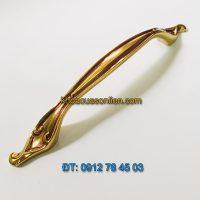 Nơi bán Tay nắm tủ bằng đồng kiểu dáng tân cổ điển 6013 - 128mm tại Hà Nội