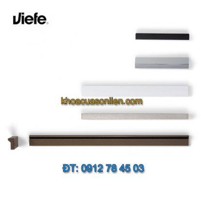 Báo giá Mẫu tay nắm tủ đơn giản, hiện đại ANGLE 0077 của Viefe nhập khẩu từ Tây Ban Nha giá rẻ tại Hà Nội