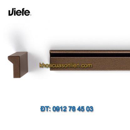 giá bán Mẫu tay nắm tủ đơn giản, hiện đại ANGLE 0077 của Viefe nhập khẩu từ Tây Ban Nha giá rẻ tại Hà Nội