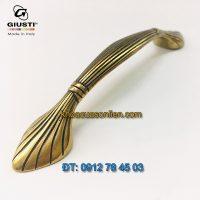 Nơi bán Tay nắm tủ gỗ tân cổ điển đẹp WMN503.096.00A8 96mm Giusti Italy nhập khẩu chính hãng giá rẻ tại Hà Nội