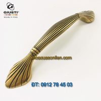 Nơi bán Tay nắm tủ nhập khẩu tân cổ điển WMN503.128.00A8 128mm Giusti Italy giá rẻ tại Hà Nội