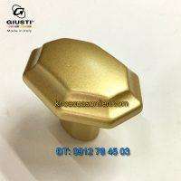 Nơi bán Tay nắm tủ dạng núm bát giác WP0832.000.00F3 Giusti nhập khẩu Italy tại Hà Nội