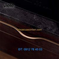 Báo giá mẫu Tay nắm tủ lượn sóng BRAVE 0452 nhập khẩu từ Viefe-Tây Ban Nha giá rẻ tại Hà Nội