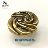 Nơi bán Núm tủ gỗ tân cổ điển WPO830.000.00A8 36mm của Giusti - Italy chính hãng tại Hà Nội